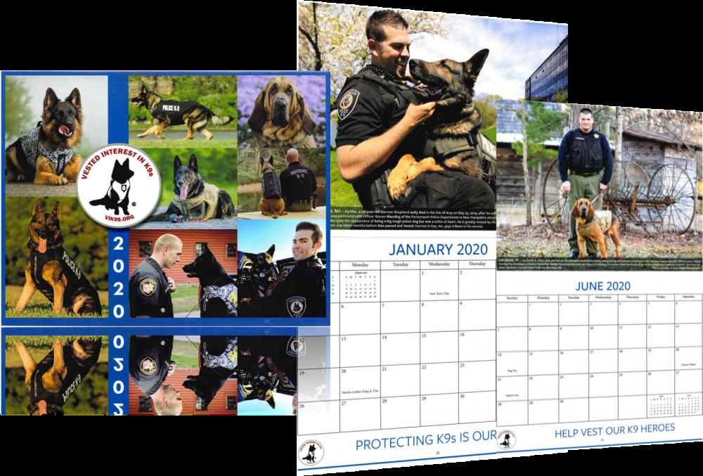 2020 Calendar Ad